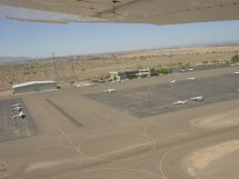 Taking off from Glendale, Arizona