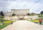 Powerscourt Estate, south of Dublin, Ireland