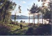 One of the three lakes of Killarney