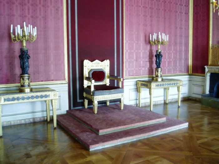 Queen's Throne Room, Ludwigsburg Palace