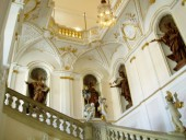 Queen's Staircase, Ludwigsburg Palace