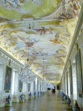 Ancestral Gallery, Ludwigsburg Palace