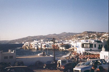 Mykonos, a Greek Island